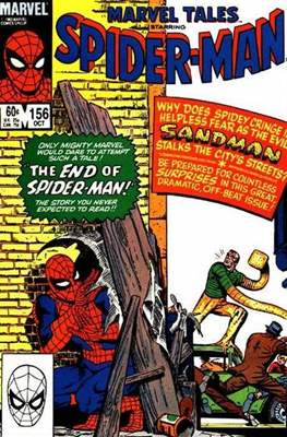 Marvel Tales (Comic Book) #156