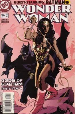 Wonder Woman Vol. 2 (1987-2006) (Comic Book) #166