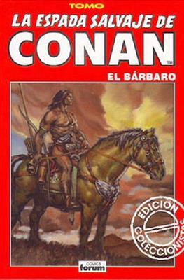 La Espada Salvaje de Conan el Bárbaro. Edición coleccionistas (Rojo) (Cartoné 192 pp) #31