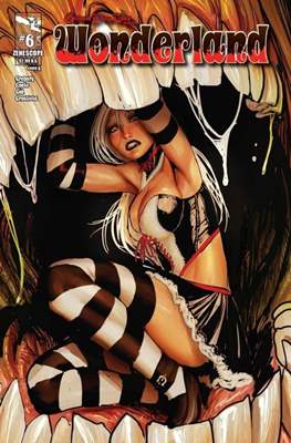 Grimm Fairy Tales presents Wonderland (Comic Book) #6
