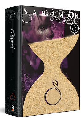 Sandman (Edición Deluxe) (Cartoné con funda de arena 224-608 pags.) #5