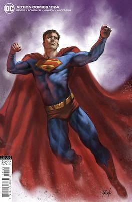 Action Comics Vol. 1 (1938-2011; 2016-... Variant Covers) #1024