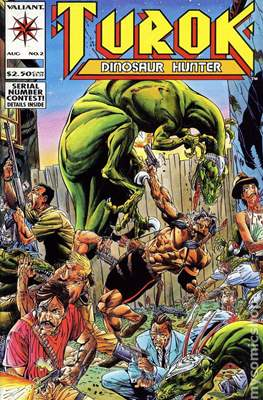 Turok: Dinosaur Hunter (1993-1996) (Grapa) #2