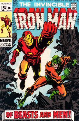 Iron Man Vol. 1 (1968-1996) (Comic book) #16