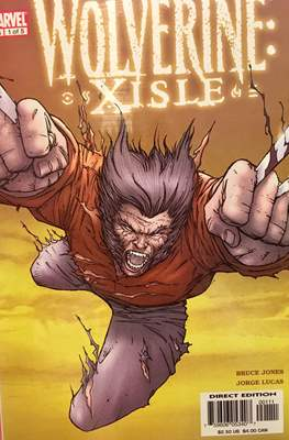 Wolverine Xisle (Comic Book) #1