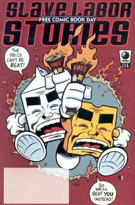 Slave Labor Stories (Comic-book) #1