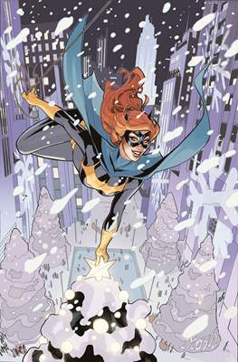Batgirl Vol. 5 (2016- Variant Covers) (Comic Book) #42