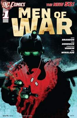 Men of War vol. 2 (2011-2012) (Digital) #1
