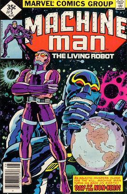 Machine Man #5