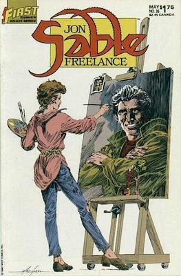 Jon Sable, Freelance #36