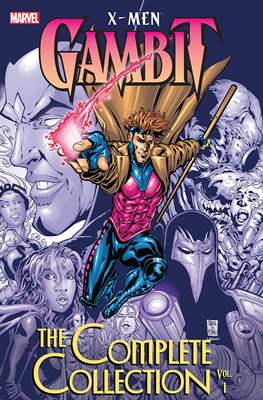 X-Men: Gambit - The Complete Collection #1