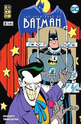 Las aventuras de Batman (Grapa 24 pp) #3