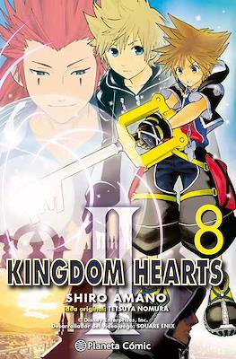 Kingdom Hearts II (Rústica con sobrecubierta) #8