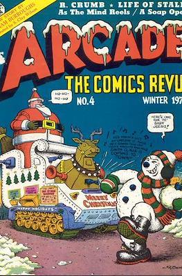 Arcade: The Comics Revue (grapa) #4