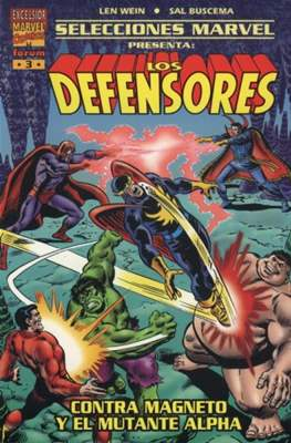 Selecciones Marvel (1999-2002) (Rústica. 17x26. 80-144 páginas. Color) #3