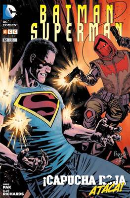 Batman / Superman. Nuevo Universo DC (Grapa) #32