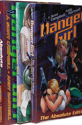 Danger Girl - The Absolute Edition