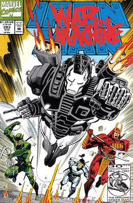 Iron Man Vol. 1 (1968-1996) (Comic book) #283