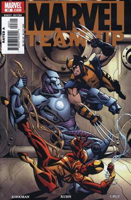 Marvel Team-Up Vol. 3 (Comic-Book) #23