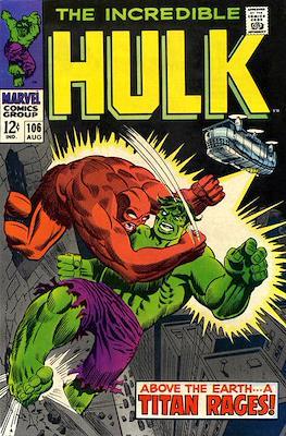 The Incredible Hulk Vol. 1 (1962-1999) #106