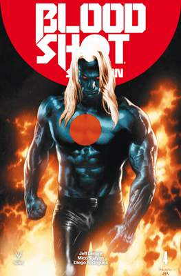 Bloodshot Salvation (Grapa) #4