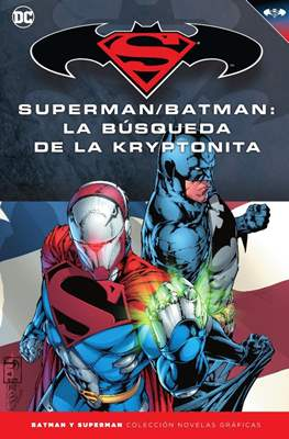 Batman y Superman. Colección Novelas Gráficas (Cartoné) #29
