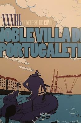 Catálogo Concurso de Cómic ''Noble Villa de Portugalete'' #33