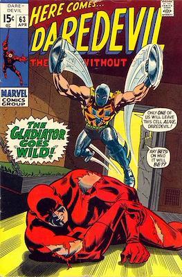 Daredevil Vol. 1 (1964-1998) (Comic Book) #63