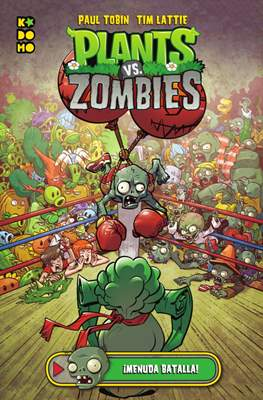 Plants vs. Zombies (Rústica 80 pp) #7