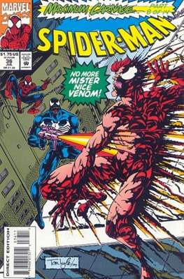 Spider-Man (Vol. 1 1990-2000) (Comic Book) #36