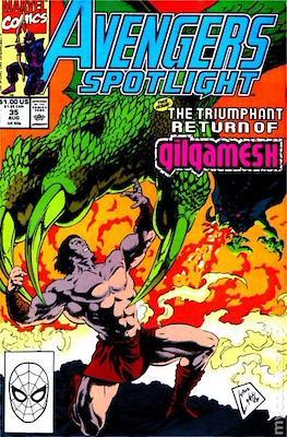 Solo Avengers / Avengers Spotlight (Comic book) #35