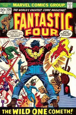 Fantastic Four Vol. 1 (1961-1996) (saddle-stitched) #136