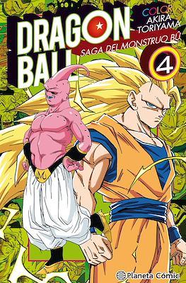 Dragon Ball Color: Saga del Monstruo Bû (Rústica con sobrecubierta) #4