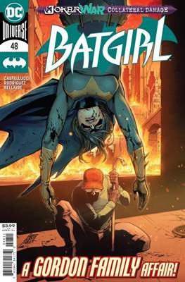 Batgirl Vol. 5 (2016-2020) (Comic Book) #48