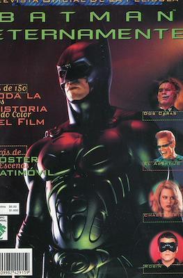 Batman Eternamente. Revista Oficial De La Película