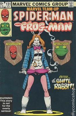 Marvel Team-Up Vol. 1 (Comic-Book) #131