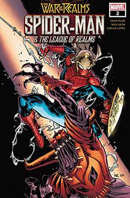 The War Of The Realms: Spider-Man & the League of Realms (Comic Book) #2