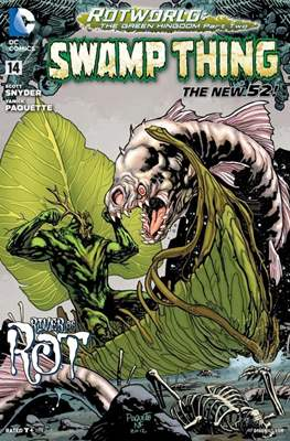 Swamp Thing vol. 5 (2011-2015) #14