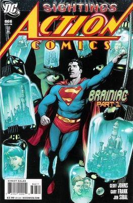 Action Comics Vol. 1 (1938-2011; 2016-) (Comic Book) #866