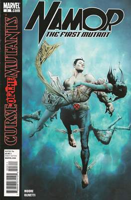 Namor: The First Mutant (2010-2011) (Comic Book) #3