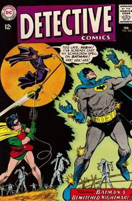 Detective Comics Vol. 1 (1937-2011; 2016-) (Comic Book) #336