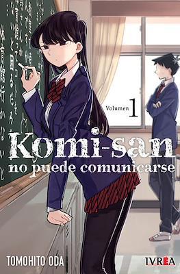 Komi-san no puede comunicarse