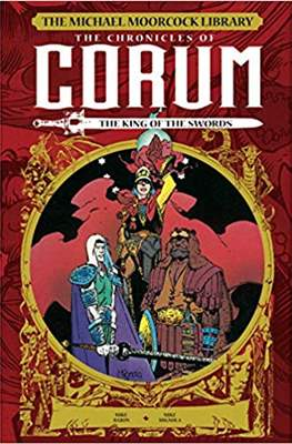 The Michael Moorcock Library: The Chronicles of Corum (Hardcover) #3