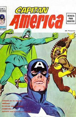 Capitán América Vol. 2 (Grapa. 1974-1975) #3