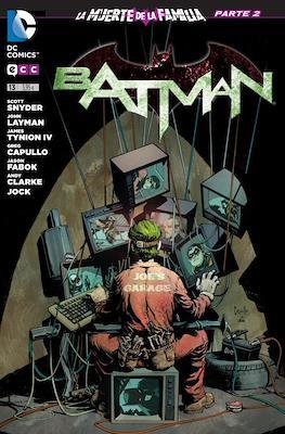 Batman: Nuevo Universo DC / Renacimiento (Grapa) #13