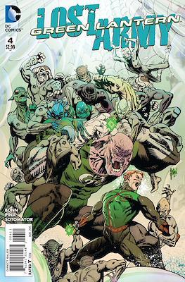 Green Lantern Lost Army (Grapa) #4