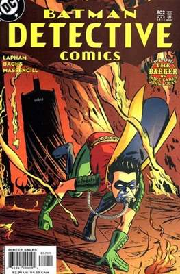 Detective Comics Vol. 1 (1937-2011; 2016-) (Comic Book) #802