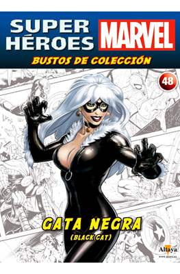 Super Héroes Marvel. Bustos de Colección (Grapa) #48