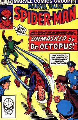 Marvel Tales (Comic Book) #149