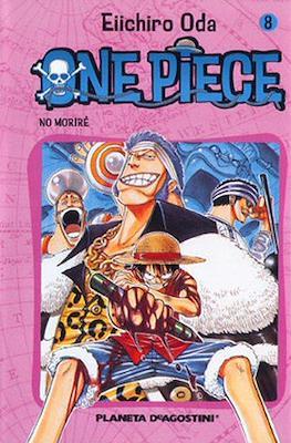 One Piece (Rústica con sobrecubierta) #8